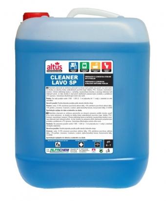 ALTUS Professional CLEANER LAVO SP univerzální přípravek na strojní mytí 10 l