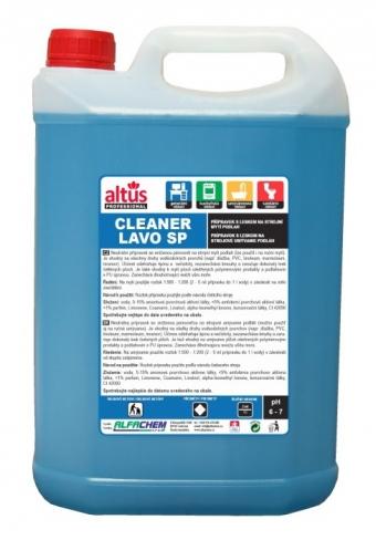 ALTUS Professional CLEANER LAVO SP univerzální přípravek na strojní mytí 5 l